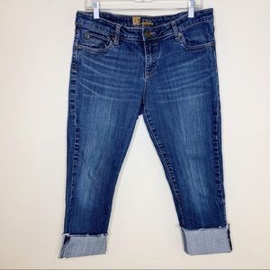 Kut from the Kloth Cameron Cuffed Jean 10